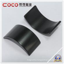Neodymium Segment Magnets N50 coating NI-CU-NI