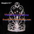14inch Rhinestone Wholesale Crowns