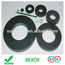 powerful Y30BH ferrite ring magnet