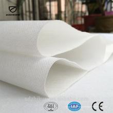 Tissu non tissé résistant aux rétrécissements non tissé chiffon humide