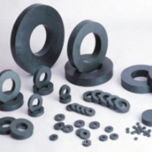 Ring Shape High Quality Strong Ferrite Magnet