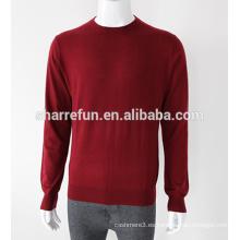 fabricante 100% cashmere mens sweater