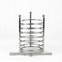 Stainless steel multi kitchen chopsticks rack
