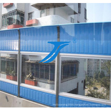 Factory Hot Sale Color Powder Coated Noise Barrier