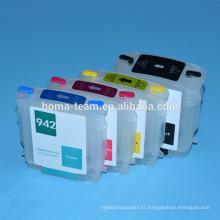 For hp printer ink cartridge 940 942 for hp officejet Pro 8000 8500 printing bulk ink cartridge
