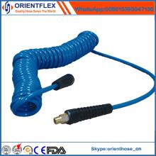 Tuyau souple flexible de haute qualité de bobine d'unité centrale / tuyau de frein à air
