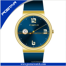 New Designed Watch Sport Suitcase Watch with Round Dial