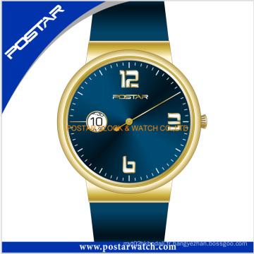 Nouvelle montre Watch Suitcase sport avec cadran rond