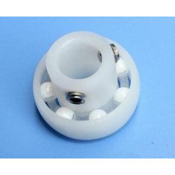 Rolamento de cerâmica A & F Rolamento esférico Unidades de rolamento de esferas