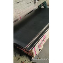 Anti slip black film faced shuttering plywood