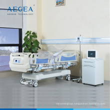 AG-BY009 Weighing CPR multifunction center-controlled hospital bed for patients