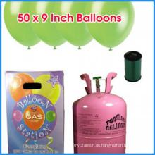 2014 heißer Verkauf Einweg Helium Tank (GFP-22)