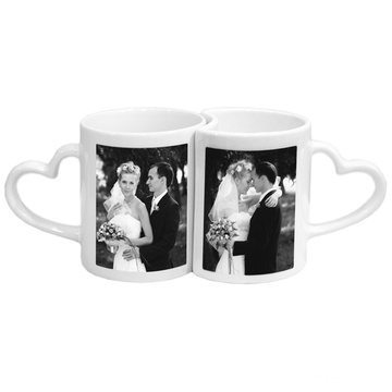 Sublimation Love Mug, Sublimation Mug, Lover Mug
