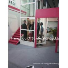 Дешевый небольшой лифт для дома, установленный снаружи