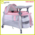 Stainless steel hot sale infant day care baby cribs