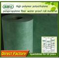Folha impermeável da membrana do PE do polietileno alto do polímero
