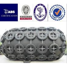 Defensas del barco del polyform del caucho marino del certificado de CCS / ABS