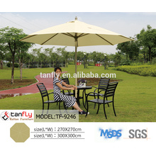 high quality garden line umbrella