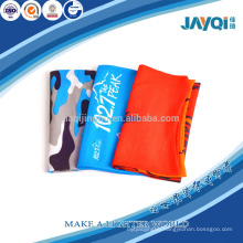 Custom sublimation print tube scarf multifunctional seamless headwear