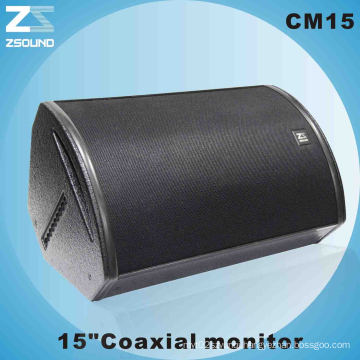 "Professional 15"" Coaxial Speaker for Stage (CM15)"