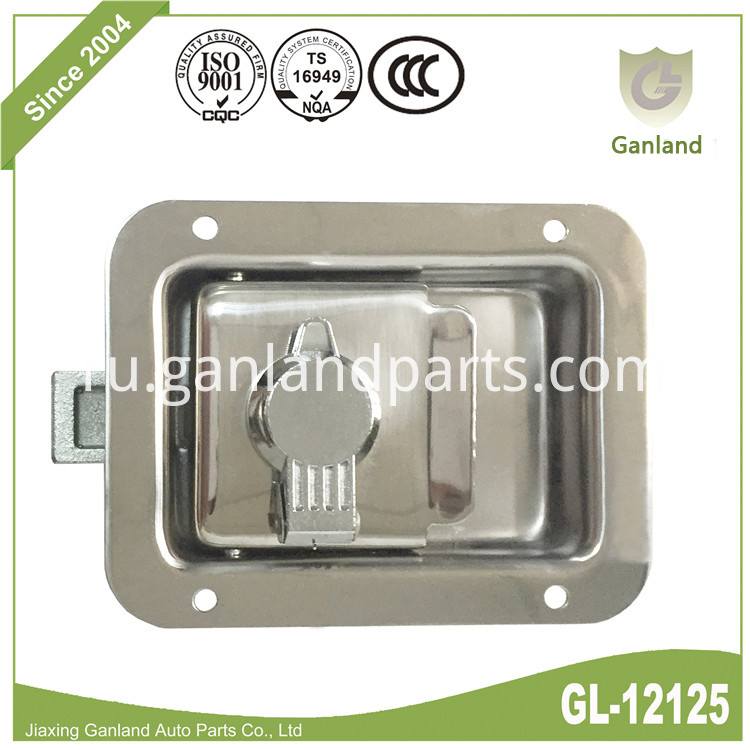 Alloy Dust Cover GL-12125