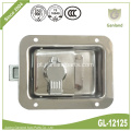 Caixa de ferramentas Flush Handle Latch Paddle Com Capa Dust