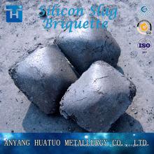 Price of Silicon Briquette as Good Substitute for Ferro Silicon In Steelmaking