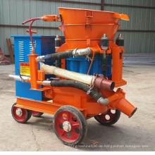 Tragbare explosionssichere Trockenmischspritzmaschine