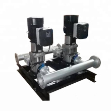 MBPS constant pressure frequency conversion water supply system