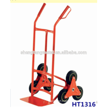 HT1316 durable 6 wheel stair climbing cart