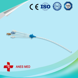 Quad Lumen Central Venous Catheter