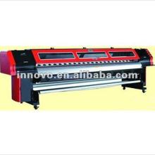 Imprimante jet d'encre de solvant de tête de ZX-H8 3.2M Konica