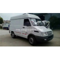 IVECO 5cbm city fresh food cold chain truck
