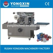 cellophane packing machine for tea and coffee bag