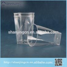 2 oz / 7 oz / 10 oz venda quente PS copo de plástico