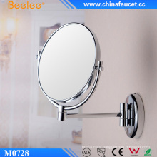 Beelee Double Side Folded Magnifying Wall Mounted Mirror