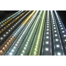 Perfil de aluminio 3 pies de acuario chino barra de iluminación led digital