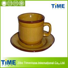 Keramische Espressotassen für Kaffee (082703)