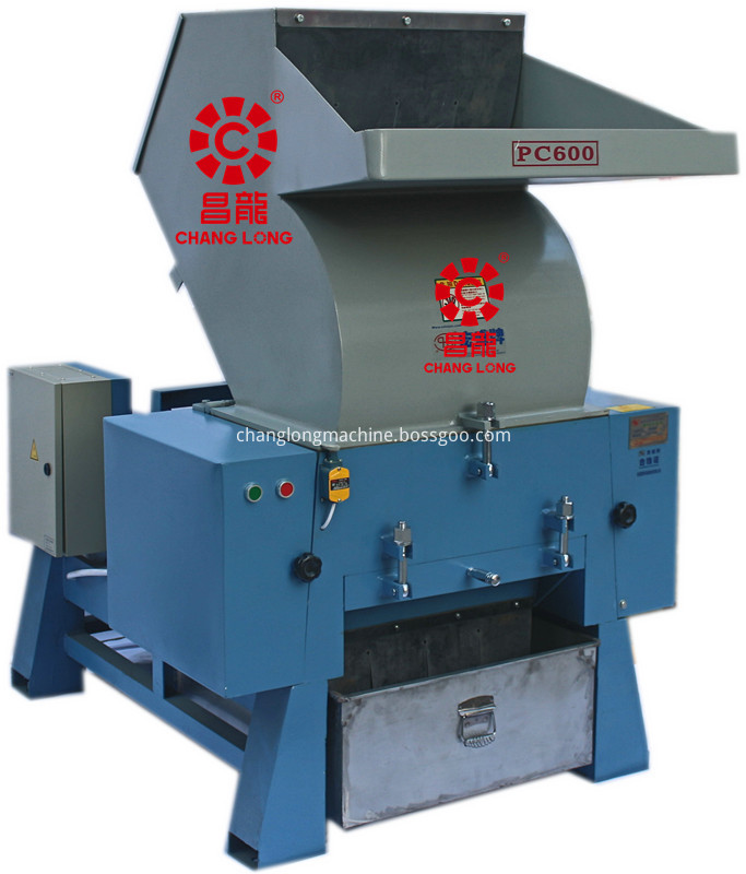 Strong Stretch Film Waste Edge Crusher