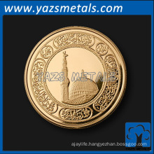 customize gold coin military coin