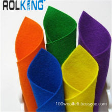 Colored Wool Felt, Colour Wool Felt Sheet For Craft, Laptop Sleeves, Rugs