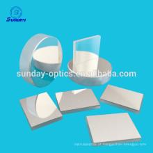Espelho esférico de prata côncavo óptico