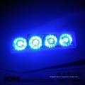China Atacado 4 W LED de Emergência Aviso Sinal de Segurança Strobe Piscando À Prova D 'Água Luz 12 V / 24 V