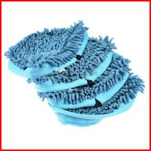 Kostenloser Versand! Blau große Größe Mikrofaser Tuch Reinigung für Bodenbelag für H2O Mop X5 / Vax X2 / Bionaire Steam Mop Haushalt