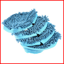 ¡Envío gratis! Limpieza de paño de microfibra azul grande para la cubierta del piso para H2O Mop X5 / Vax X2 / Bionaire Steam Mop Household