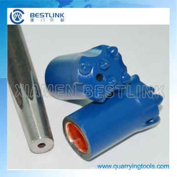 Tungsten Carbide Taper Rock Drill Button Bits