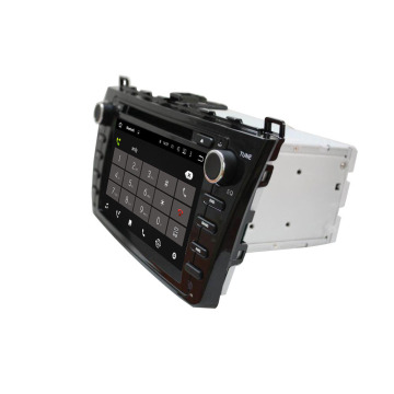 Schwarz MAZDA 6 2008-2012 Auto DVD-Player