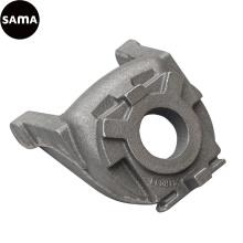 Carcaça de areia personalizada do ferro da maquinaria de construção