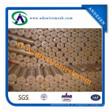 Rede de Arame Soldada 2X2 Galvanizada para Construção