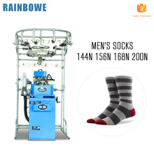 2017 plain and terry automatic sock knitting machines for making wool socks